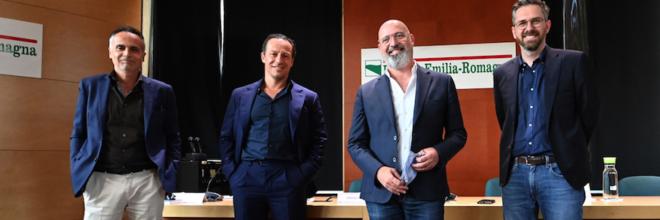 Stefano Accorsi racconta la sua Emilia-Romagna:  L'attore testimonial triennale per Città d'Arte e Cineturismo
