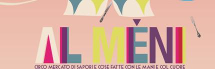 Massimo Bottura con le stelle della cucina  al circo mercato di 'Al Meni'