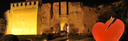 San Valentino in Emilia Romagna tra manieri romantici, terme, città d'arte, borghi e ciaspolate notturne