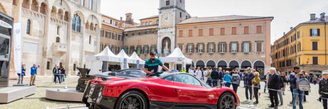 Date e anticipazioni della terza edizione del Motor Valley Fest,  la festa dei motori a cielo aperto,  celebrazione del Made in Italy a due e quattro ruote
