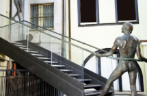 Emilia Romagna grande museo d'arte en plein air  tra sculture d'artista, parchi dedicati e installazioni urbane