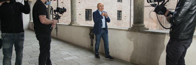 """Dante in Emilia-Romagna:  """"La Diritta via"""" secondo Paolo Cevoli, dal 17 giugno sul web"""