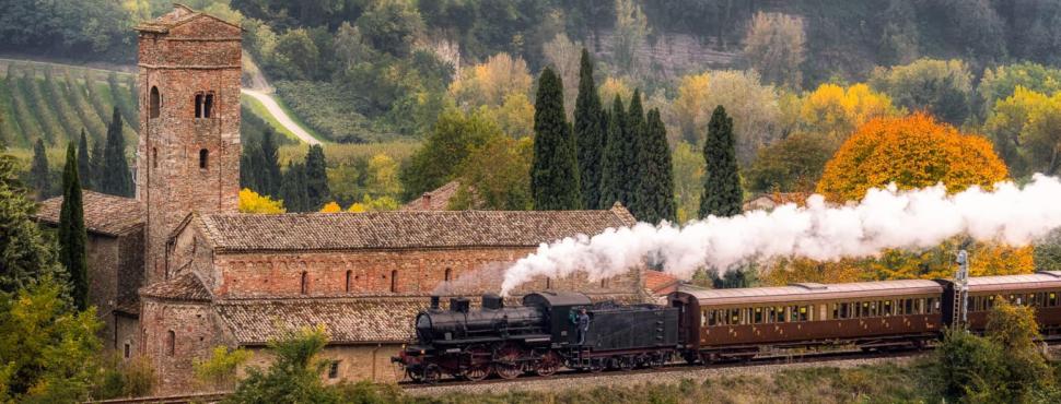Il treno di Dante