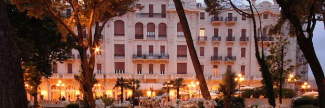 """Fausto Leali inaugura la seconda edizione di """"Terrazza Dolce Vita"""" Venerdì 30 luglio primo appuntamento con il salotto al Grand Hotel"""