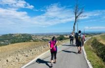 """Da San Marino a Mandriole (Ra) sulle orme dell'eroina dei due mondi: nel 200esimo anniversario della nascita, giornata di lancio del progetto del """"Cammino di Anita Garibaldi"""""""