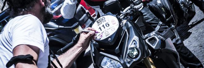 1000 curve in moto per la Romagna
