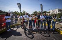 Fotonotizia, Rimini, venerdì 10 settembre 2021: inaugurazione Italian Bike Festival, Rimini, 10 – 12 settembre